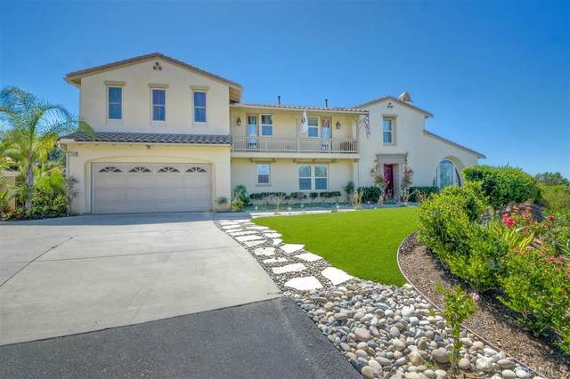 27142 Tumbleweed Trail, Valley Center, CA 92082 (#200038922) :: Whissel Realty