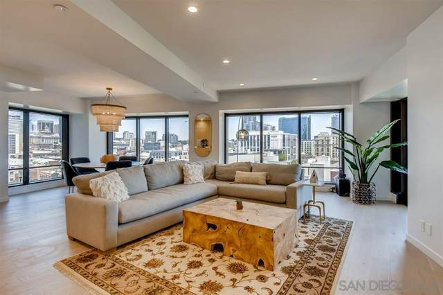 200 Harbor Drive #1001, San Diego, CA 92101 (#200038936) :: Neuman & Neuman Real Estate Inc.