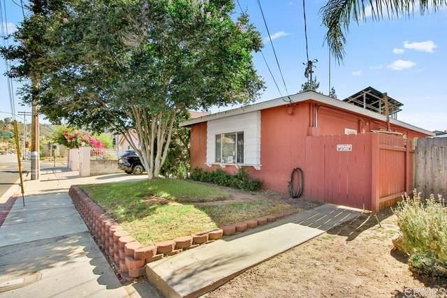 1082 S Magnolia Ave, El Cajon, CA 92020 (#200038992) :: Neuman & Neuman Real Estate Inc.