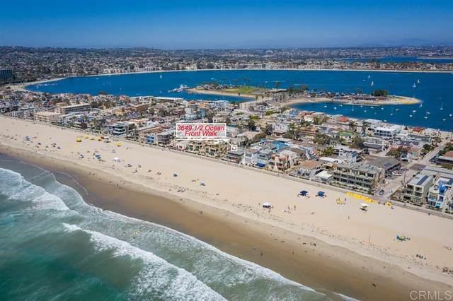 3649 1/2 Ocean Front Walk, San Diego, CA 92109 (#200039006) :: Neuman & Neuman Real Estate Inc.