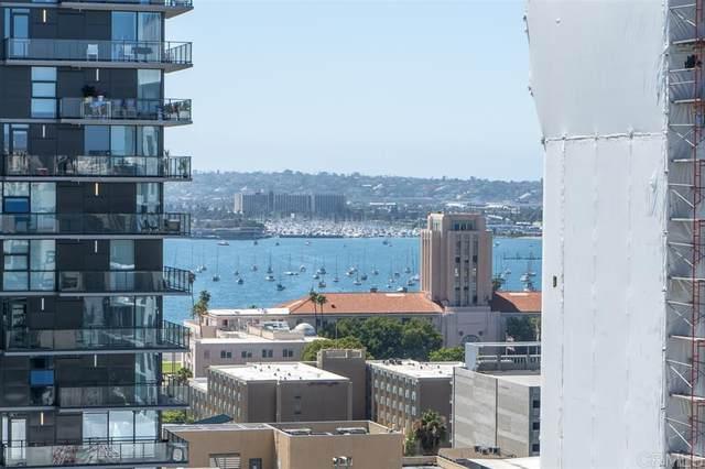 350 W Ash Street 1203 #1203, San Diego, CA 92101 (#200039056) :: Neuman & Neuman Real Estate Inc.