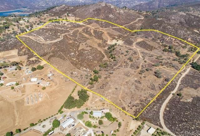 60 acres Sutherland Dam Road #1, Ramona, CA 92065 (#200039060) :: Neuman & Neuman Real Estate Inc.