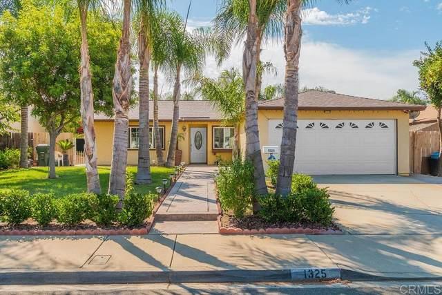 1325 Magnolia, Escondido, CA 92027 (#200039061) :: Neuman & Neuman Real Estate Inc.