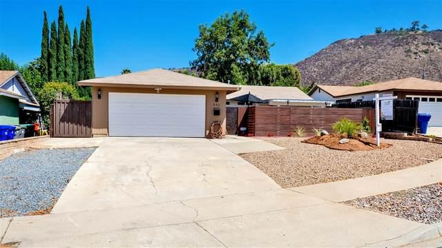 982 Flint St, El Cajon, CA 92021 (#200039062) :: Neuman & Neuman Real Estate Inc.