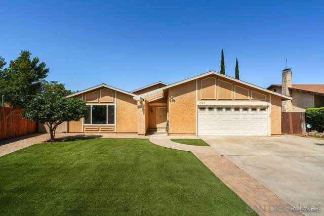 8724 Summercrest Ln, Santee, CA 92071 (#200039065) :: Whissel Realty