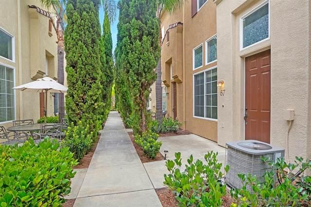 3772 Mykonos Ln #67, San Diego, CA 92130 (#200039068) :: Neuman & Neuman Real Estate Inc.