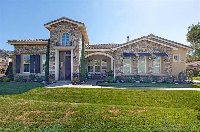 14243 Pebble Beach Way, Valley Center, CA 92082 (#200039092) :: Whissel Realty