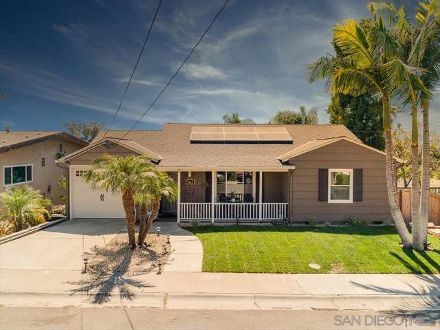 4818 Baylor Drive, San Diego, CA 92115 (#200039175) :: Whissel Realty