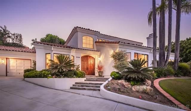 901 Summer Holly Lane, Encinitas, CA 92024 (#200039185) :: COMPASS