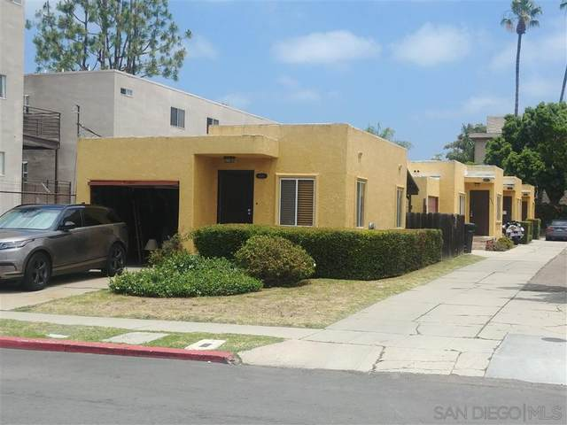 4345-47 46th St., San Diego, CA 92115 (#200039191) :: Whissel Realty