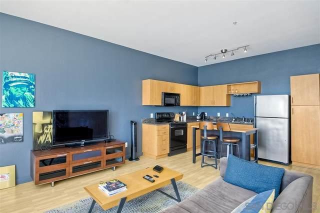 777 6th #337, San Diego, CA 92101 (#200039217) :: Neuman & Neuman Real Estate Inc.