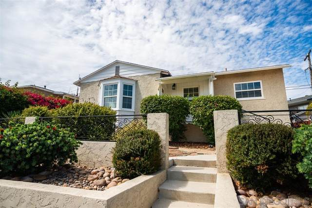 5870 Estelle St, San Diego, CA 92115 (#200039259) :: Whissel Realty
