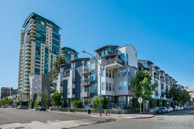 101 Market St #435, San Diego, CA 92101 (#200039363) :: Neuman & Neuman Real Estate Inc.