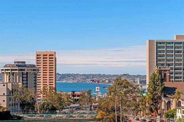 1642 7th Ave #421, San Diego, CA 92101 (#200039366) :: Neuman & Neuman Real Estate Inc.