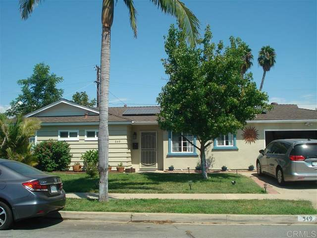 549 Trenton St, El Cajon, CA 92019 (#200039367) :: COMPASS