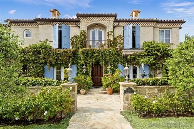528 Canyon Dr., Solana Beach, CA 92075 (#200039667) :: Neuman & Neuman Real Estate Inc.