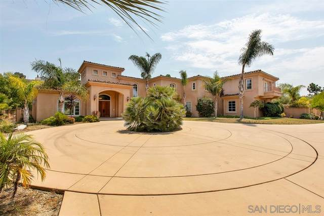 4025 Stonebridge Ln., Rancho Santa Fe, CA 92091 (#200039740) :: Neuman & Neuman Real Estate Inc.