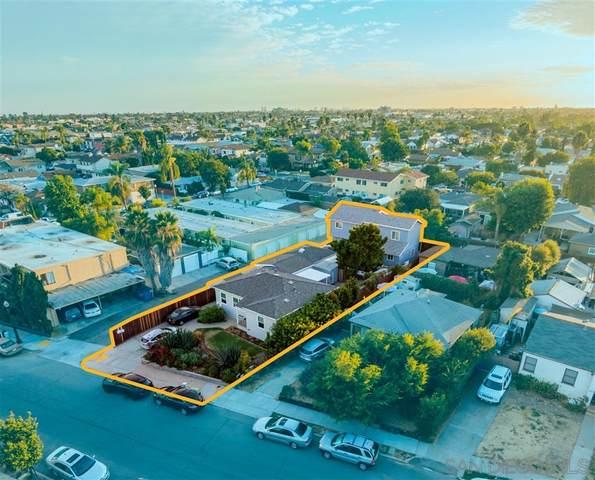 4624-4626 51st St, San Diego, CA 92115 (#200039792) :: Neuman & Neuman Real Estate Inc.