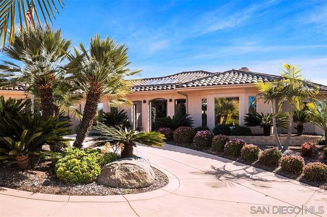 6638 Morro Heights Road, Oceanside, CA 92057 (#200040078) :: SD Luxe Group