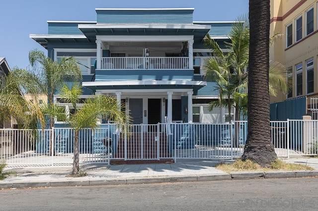 2262 Market Street, San Diego, CA 92102 (#200040268) :: Neuman & Neuman Real Estate Inc.