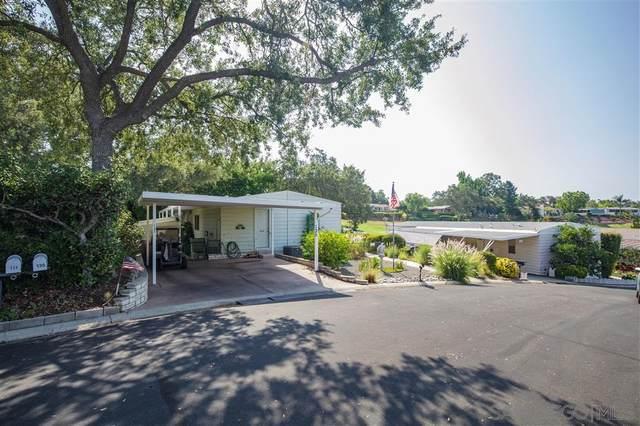 18218 Paradise Mountain Rd #135, Valley Center, CA 92082 (#200040345) :: Neuman & Neuman Real Estate Inc.