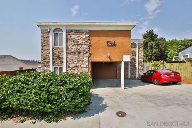 5310 Rex #3, San Diego, CA 92105 (#200040974) :: Neuman & Neuman Real Estate Inc.