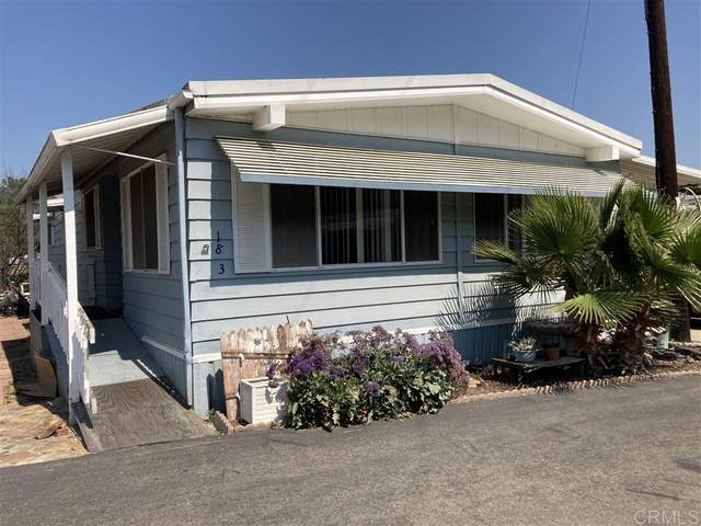 28890 Lilac Rd #183, Valley Center, CA 92082 (#200041189) :: Neuman & Neuman Real Estate Inc.