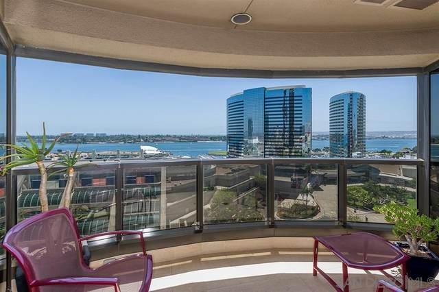 100 Harbor Drive #1605, San Diego, CA 92101 (#200041449) :: Neuman & Neuman Real Estate Inc.