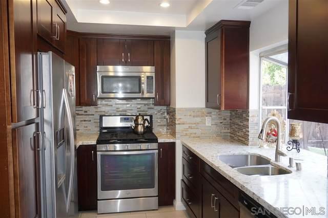 1465 E Lexington Ave 3C, El Cajon, CA 92019 (#200041588) :: Neuman & Neuman Real Estate Inc.