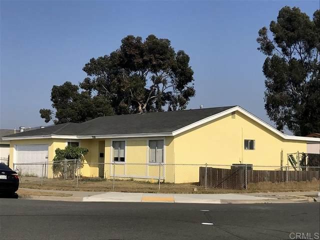 7501 Prairie Mound Way, San Diego, CA 92139 (#200041643) :: Neuman & Neuman Real Estate Inc.