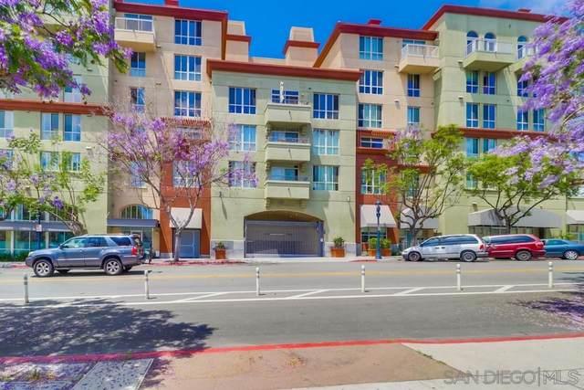 1501 Front Street #316, San Diego, CA 92101 (#200041688) :: Cay, Carly & Patrick | Keller Williams