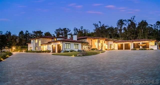 16109 Rambla De Las Flores, Rancho Santa Fe, CA 92067 (#200041863) :: Neuman & Neuman Real Estate Inc.