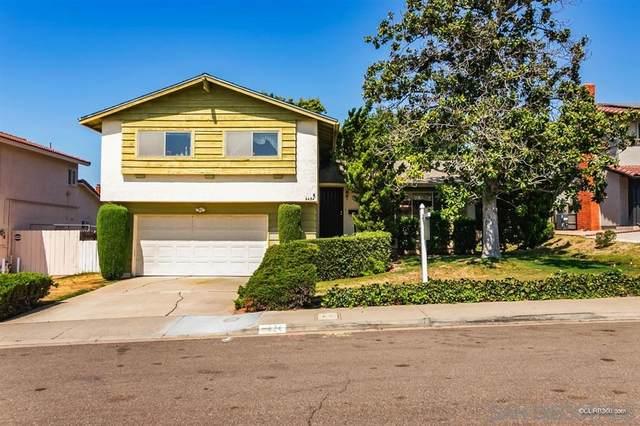6434 Bonnie View Dr, San Diego, CA 92119 (#200041896) :: Compass