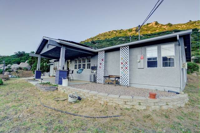 12071 Wildcat Canyon Rd, Lakeside, CA 92040 (#200042011) :: Team Forss Realty Group