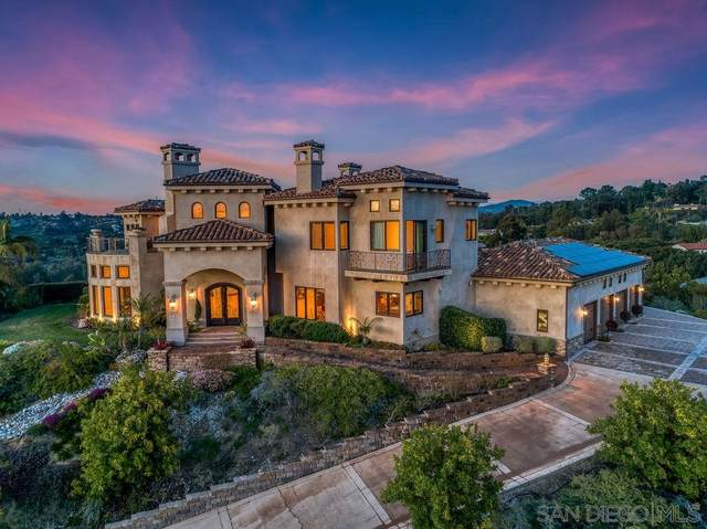 3996 Stonebridge Ct, Rancho Santa Fe, CA 92091 (#200042161) :: Neuman & Neuman Real Estate Inc.