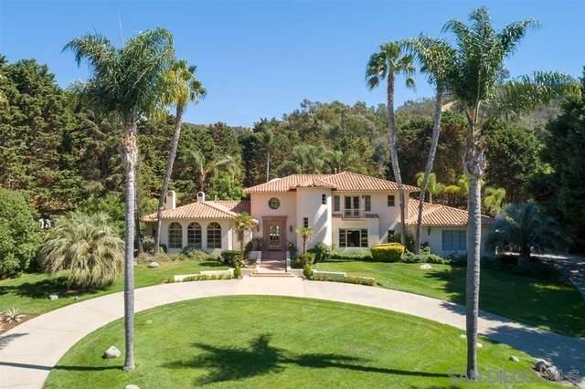 4617 La Orilla, Rancho Santa Fe, CA 92067 (#200042206) :: Neuman & Neuman Real Estate Inc.