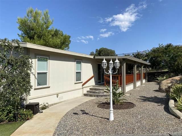 18218 Paradise Mountain Rd Spc 88, Valley Center, CA 92082 (#200042275) :: Compass