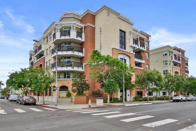 3687 4Th Ave #206, San Diego, CA 92103 (#200042369) :: Tony J. Molina Real Estate