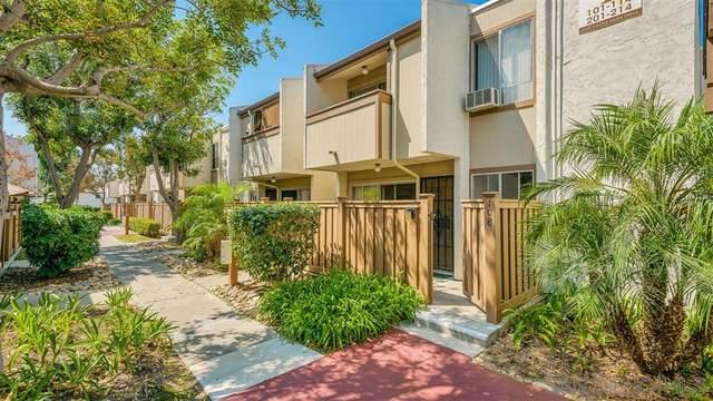 3549 Castle Glen Dr #108, San Diego, CA 92123 (#200042538) :: Tony J. Molina Real Estate