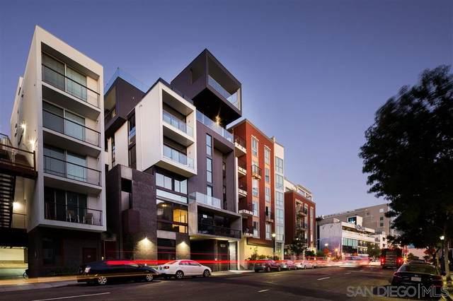 1929 Columbia St, San Diego, CA 92101 (#200042616) :: Neuman & Neuman Real Estate Inc.