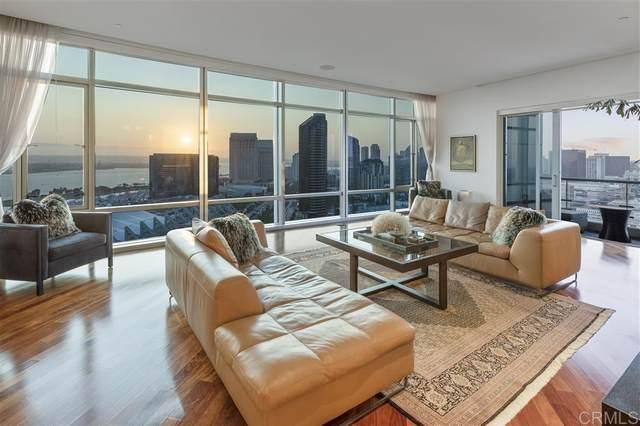 165 6th Ave #2604, San Diego, CA 92101 (#200042638) :: Tony J. Molina Real Estate