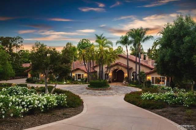 17550 Via De Fortuna, Rancho Santa Fe, CA 92067 (#200042660) :: Farland Realty