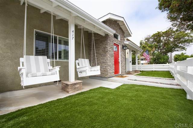 417 N Clementine St, Oceanside, CA 92054 (#200042690) :: Neuman & Neuman Real Estate Inc.