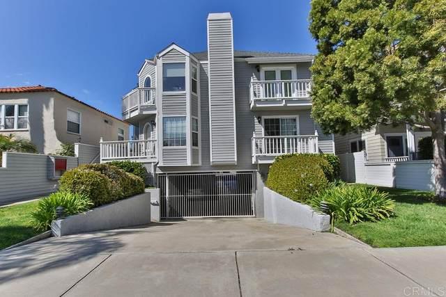 850 C Avenue #3, Coronado, CA 92118 (#200042717) :: Neuman & Neuman Real Estate Inc.