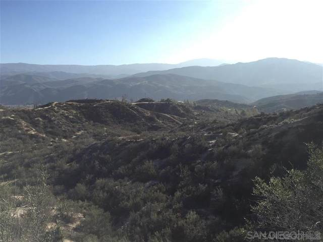 0 Sandstone #1, Aguanga, CA 92536 (#200042735) :: SD Luxe Group