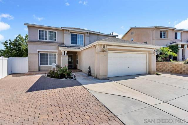 13149 Morning Glory Dr, Lakeside, CA 92040 (#200042737) :: The Stein Group