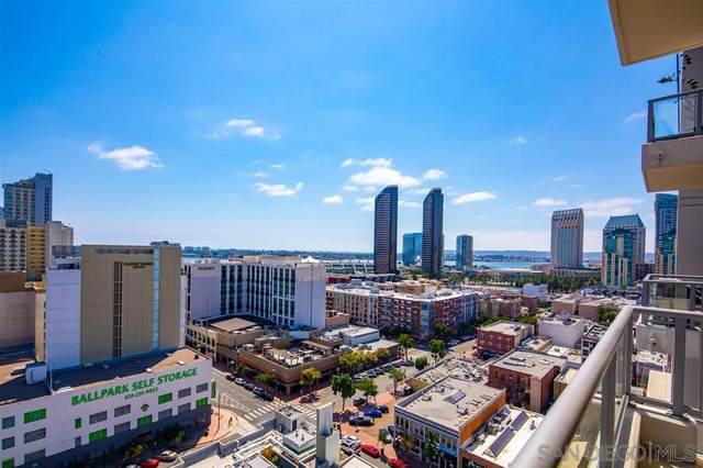 575 6Th Ave #1305, San Diego, CA 92101 (#200042910) :: Tony J. Molina Real Estate