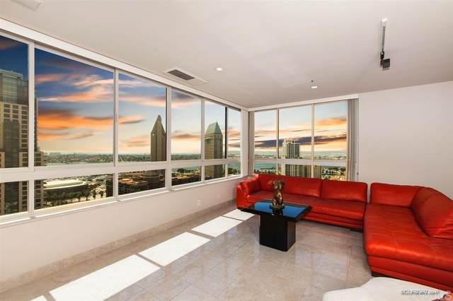 700 Front St #1801, San Diego, CA 92101 (#200042930) :: Tony J. Molina Real Estate