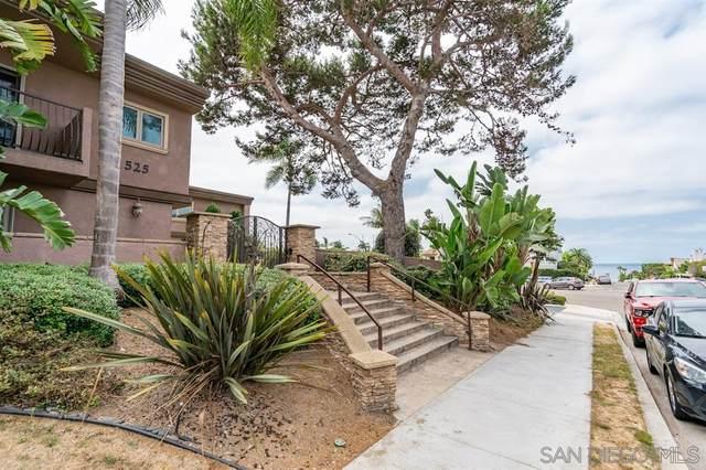 525 Marine #5, La Jolla, CA 92037 (#200042949) :: Neuman & Neuman Real Estate Inc.
