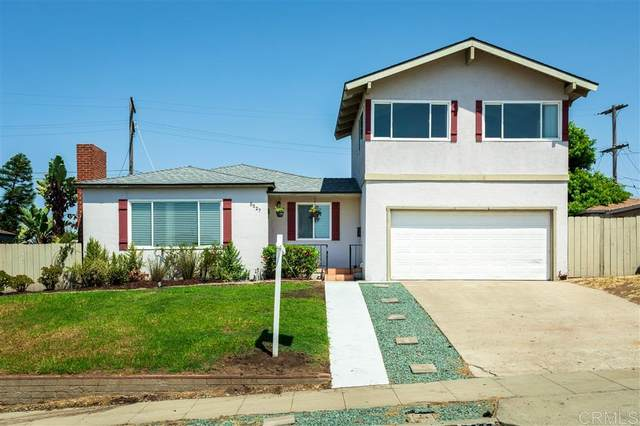 5527 Las Alturas Terrace, San Diego, CA 92114 (#200043042) :: Cay, Carly & Patrick   Keller Williams